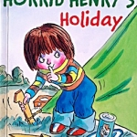 103 Horrid Henry's Holiday
