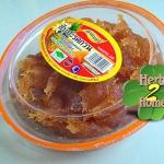 สับปะรดกวน 320กรัม ใช้ทำไส้ขนม เป็นของฝากอาหารแปรรูป จากเมืองสามอ่าว ประจวบคีรีขันธ์ตราศุภลักษณ์ Pineapple Jam