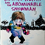 216 Horrid Henry and the Abominable Snowman