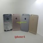 ฝาหลัง iPhone 6. ของแท้ // สีดำ / สีขาว / สีทอง / สีชมพู