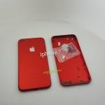 ฝาหลัง I Phone 7 สีแดง