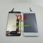 LCD Huawei Y3ll 3G สีขาว // จอกับทัชติดด้วยกัน