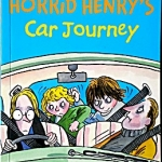 107 Horrid Henry's Car journey