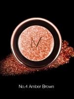 Merrez'ca Pearl Pigment Eyeshadow #04Amberbrown