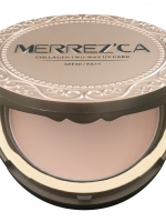 Merrez'Ca Collagen uv two-way cake SPF40/PA++ #23