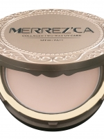 Merrez'Ca Collagen uv two-way cake SPF40/PA++ #21