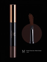 Merrez'ca Perfect Brow Gel # Dark brown