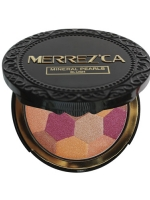 Merrez'Ca Mineral Pearls Blush #302 Double Orange