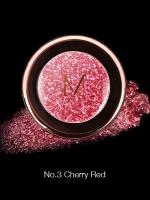 Merrez'ca Pearl Pigment Eyeshadow #03Cherryred