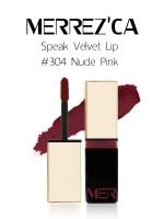 Merrez'Ca Speak Velvet Lip #304 Nude Pink