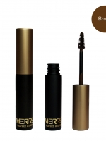 Merrez'ca Perfect Eyebrow Mascara #Brown
