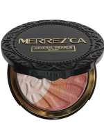 Merrez'Ca Mineral Pearls Blush #OR102 Sexy Cheek