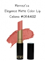 Merrez'Ca Elegance Matte Color Lip #OR4402 Celiana