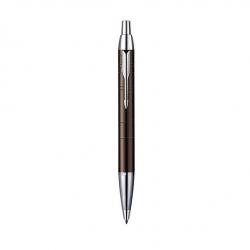 ปากกาป๊ากเกอร์ ลูกลื่น ไอเอ็ม พรีเมี่ยม เมทัลลิค บราวน์ ซีที – PARKER IM PREMIUM METTALIC BROWN CHROME TRIM ฺBALLPOINT PEN