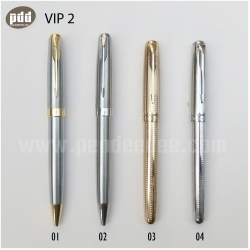 ปากกาพรีเมี่ยม สั่งทำ ปากกา VIP 2