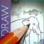 Draw 50: Animals thumbnail 1