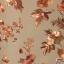 วอลเปเปอร์ลายดอกไม้โมเดิร์นสีทอง thumbnail 1
