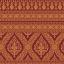 วอลเปเปอร์ (บอร์ดเดอร์) ลายไทย - ลายเทพพนม ทอง-แดง BD122-8 thumbnail 1