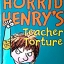 221 Horrid Henry Teacher Torture thumbnail 1
