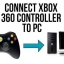 XBox 360 Wire with Window Joy Controller thumbnail 3