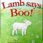 Lamb Says Boo! thumbnail 1