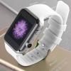 A9S Smartwatch สีขาว นาฬิกาโทรศัพท์ ใส่ซิมได้ วัดอัตราการเต้นของหัวใจ ราคา 2,590 บาท