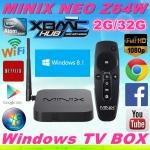Minix Z64 Windows 8.1