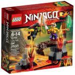 LEGO Ninjago 70753 Lava Falls