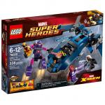 LEGO Super Heroes 76022 X-Men vs. The Sentinel (กล่องไม่สวย-Minor Damaged Box)