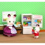 Sylvanian Families 3566 Refrigerator Set