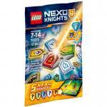 LEGO Nexo Knights 70372 Combo NEXO Powers Wave 1