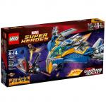LEGO Super Heroes 76021 The Milano Spaceship Rescue (กล่องไม่สวย - Minor Damaged Box)