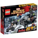 LEGO Super Heroes 76030 Avengers Hydra Showdown