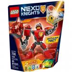 LEGO Nexo Knights 70363 Battle Suit Macy