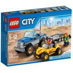 LEGO City 60082 Great Vehicles Dune Buggy Trailer