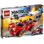 LEGO Ninjago 70727 X-1 Ninja Charger (กล่องไม่สวย-Minor Damaged Box)