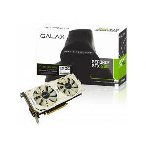 VGA GALAX GTX960 EX OC WHITE 2GB DDR-5 ( 8PIN )