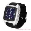 นาฬิกา Android Smart Watch กันน้ำ รุ่น X01 สีเงิน ราคา 3,990 บาท