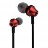 หูฟัง Small Talk Remax แท้ RM-610D สีแดง ราคา 450 บาท