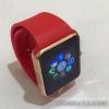 นาฬิกาโทรศัพท์ Smartwatch รุ่น GT08 Android Watch Phone (เมนูภาษาไทย) สีทอง - ส้ม ราคา 1,350 บาท
