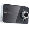 กล้องติดรถยนต์ K6000 Vehicle Blackbox DVR สีดำ ราคาถูก (เมนูภาษาไทย) 390 บาท