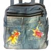 กระเป๋าผ้ายีนส์,ผ้าแคนวาส,ถุงผ้า,กระเป๋าผ้า, Canvas Tote Bag,Bag,Tote