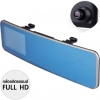 กล้องติดรถยนต์ แบบกระจกมองหลัง Car DVR Remax แท้ รุ่น Remax CX-02 ราคา 2,190 บาท