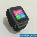 นาฬกาโทรศัพท์ Smartwatch รุ่น GV09 Watch Phone สีดำ ราคา 1,650 บาท ปกติ 3,650