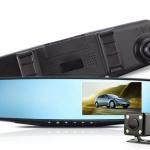 เทคนิคการเลือกกล้องติดรถยนต์ แบบกระจกมองหลัง