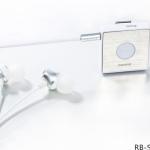 หูฟัง Remax RB-S3 Bluetooth Sport สีขาว ราคา 650 บาท