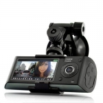 กล้องติดรถยนต์ GPS R300 DVR HD (เมนูภาษาไทย) ปกติราคา 2,590 ลดเหลือ 1,590 บาท