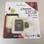 การ์ด Micro SD เมมโมรี่ การ์ด 32GB-Class 10 Kingstons แท้ 100% ลดราคา เหลือ 590 บาท thumbnail 1
