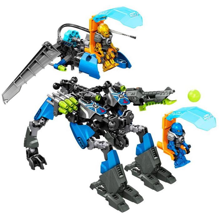 surge and rocka combat machine