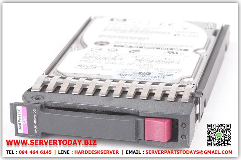 DG0300FARVV//EG0300FBDSP-HP 300GB 10K 6G 2.5 SAS DP HDD